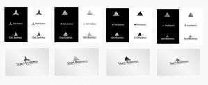 StartBusiness Logo concepts by ylimani