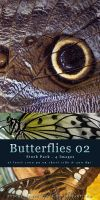 Butterflies 02 - Stock Pack by kuschelirmel-stock