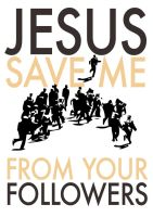Jesus Save me by Religulous