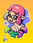 Inkling!! by MuppetGt