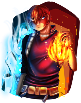 Ice and Fire - [G] by Tia-Tchou