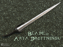 Blade of Arya by CorellaStudios