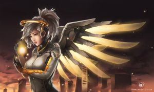 Mercy by thisishamm