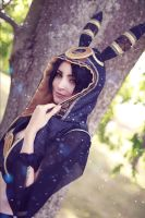 Umbreon Cosplay by WhiteSpringPro