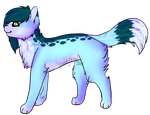 Solarxolverite by Cookie-Tail
