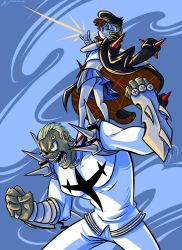 COMM - The Only Part of KLK That Matters by Sprech4