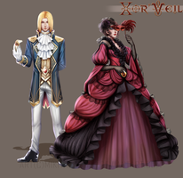 CM: The Hier and The Baroness by MikiTakamoto