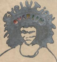Overlin Surfboards Sticker by ibnelson