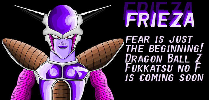 Frieza First Form by Metalhead211