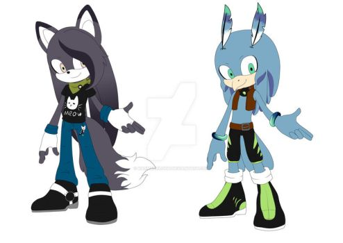 Sonic adopt  [OPEN 1/2] by KarmaGeLight