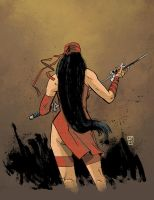 Elektra by JasonCopland