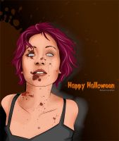 Happy Halloween by BlissInMyCoffee