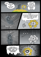 OC in Undertale Page 2 by Grethe--B