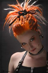 Bright Hair by DX2Photography