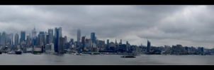 New York Panaroma by FairieGoodMother