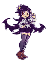 Filia from skullgirls by Suley-sketch