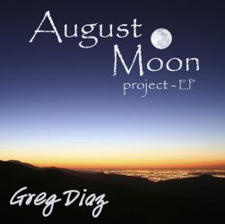 August Moon by Greg Diaz Cover by Leo9