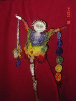 Chakra Doll by vivage