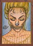 Oct ST - for coconutcow - Sibyl by ParadoxSketchbook