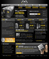 web hosting company by rheyzer