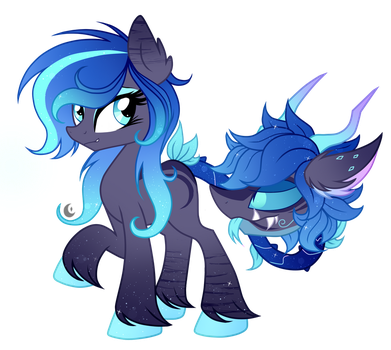 Primal Plant Pony Auction CLOSED by Kaiilu