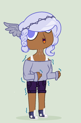 + Angry Smol Child / Adopted OC / + by Sp0okyReb0rn