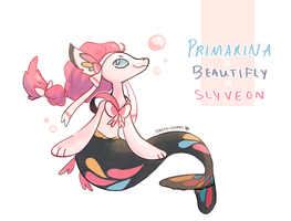 Primarina x Sylveon x Beautifly