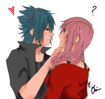 I like it when you're mad by rikuxrikku4ever