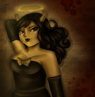 BATIM- Alice Angel by Antimentalist