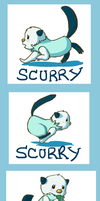 Scurry.Scurry.Nom by Yurbleyurble13