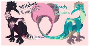 Sparkle Birb Boi Batch|Flatsale|Closed by Spiritmydog-Adopts