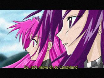 Up to Candyland by careko
