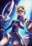 Star Guardian Ezreal .nsfw opt. by Axsens