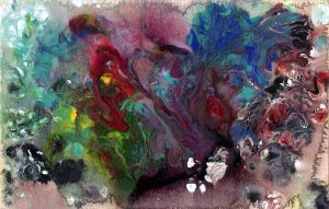 Abstract Painting by Akenim