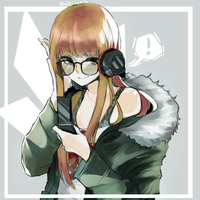Futaba Sakura by Ne-i-th