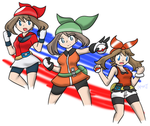 Generations of May by Xero-J