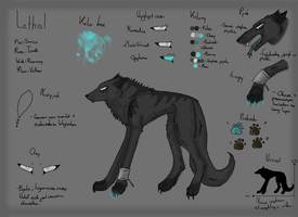 Lethal Ref Sheet 2012 by Odmienna