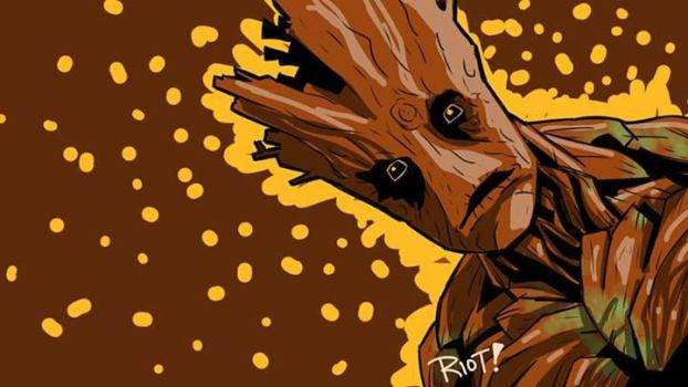 I Am Groot by JamesRiot