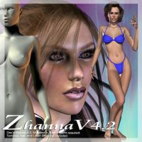 Zhanna for V4.2 Elite by LadySythe