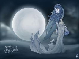 The Corpse Bride Wallpaper by HLBT
