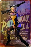 Actiongirl Mosh by ScottyJX