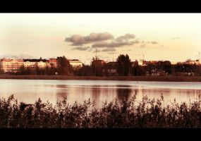 Autumn in Helsinki by Skycode