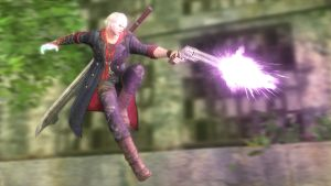 GMod DMC4 Nero by TheMegarinat