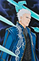 Devil May Cry: Vergil by starxade