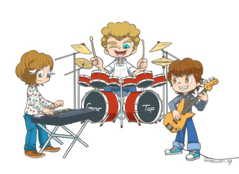 Top Gear Band by hvn7gt