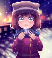 Winter is coming ~ by KagamiiX