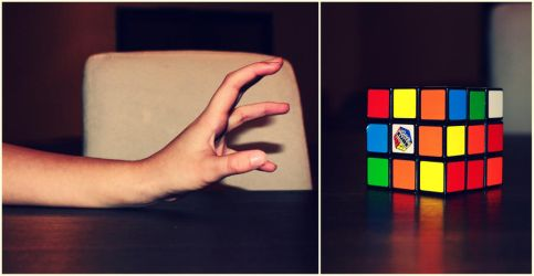 The Rubik's Addiction . . by S-S-J