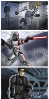 An exceptional trooper by SmacksArt