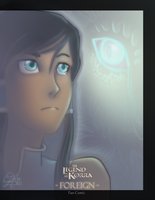 The legend of Korra [Foreign Cover] by Zhiibe