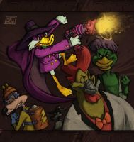 Darkwing by KetsuoTategami
